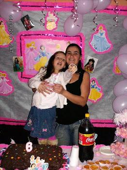 Aniversário da minha sobrinha Pâmela 6 anos