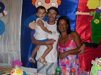 Aniversário de Bernardo 3 anos 07/02/2010
