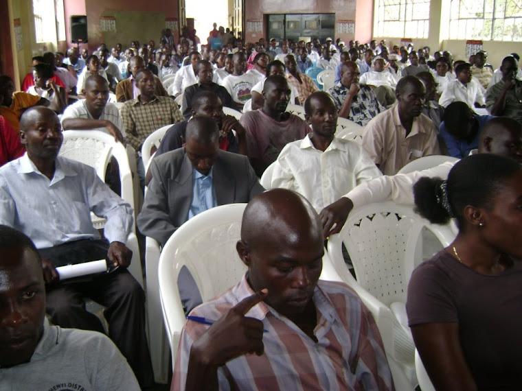 Ankole Regional Citizens Parliament