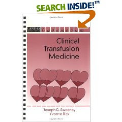 Clinical Transfusion Medicine (Vademecum) 3