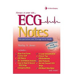 ECG Notes: Interpretation And Management Guide Free Download 4