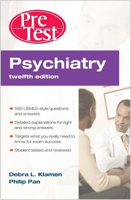 Psychiatry PreTest Self-Assessment & Review PRETEST+PSYCHIATRY