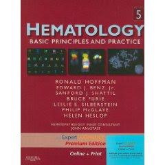 Hematology: Basic Principles and Practice, Expert Consult Premium Edition Hematology