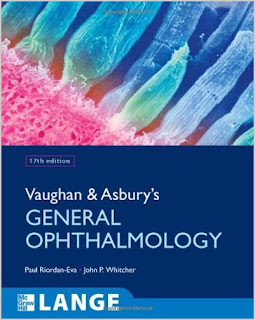 Vaughan & Asbury's General Ophthalmology - 17th Edition Ophthalmology