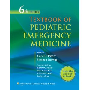 Textbook of Pediatric Emergency Medicine - May 2010 Edition Textbook