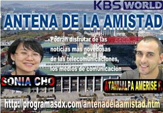 Antena de la Amistad de KBS World Radio