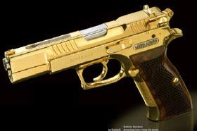 10 - ArmasArmas De Alto Calibre De Oro
