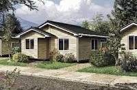 Chile hoy 80 empresas han presentado modelos de casas for Constructoras de viviendas