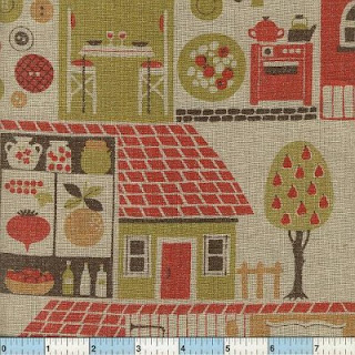 japanese fabric, children fabric