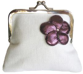 anna whitford, floral clip purses