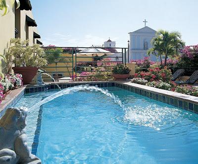 Caribbean boutique hotel