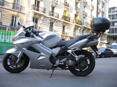 Honda VFR V4 VTEC, Honda, motorcycle