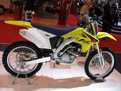 Suzuki RM Z 250 - Motocross Bike, Motocross, Suzuki