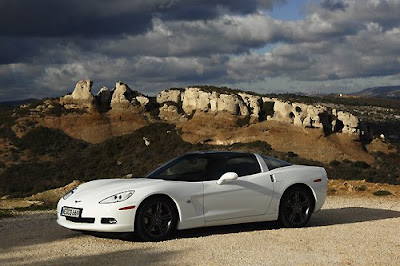 New 6.2-litre engine for 2008 Corvette, corecette 6.2, sport car, luxury car