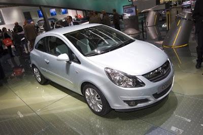 Opel Corsa Hybrid Concept, Opel, sport car, luxury car, car