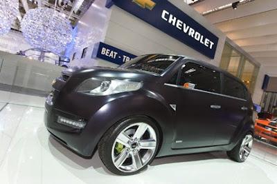 Chevrolet Groove, Chevrolet, sport car, car