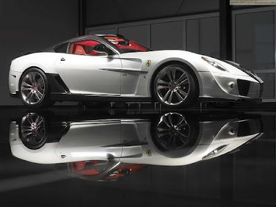 Ferrari 599 GTB, Ferrari, sport car, car