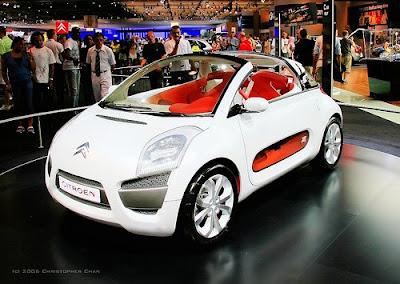 Citroen C-Airplay, Citroën, sport car, luxury car, car