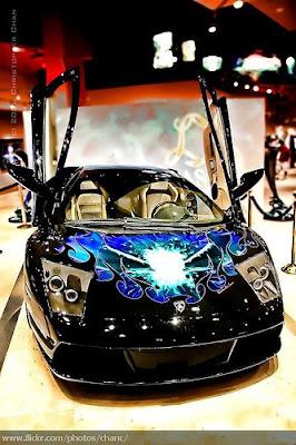 Lamborghini Murcielago, Lamborghini, sport car, luxury car, car
