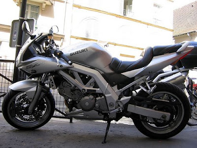 Suzuki SV650S, Suzuki, motorcycle