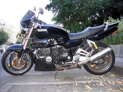 Yamaha XJR1300, Yamaha, motorcycle