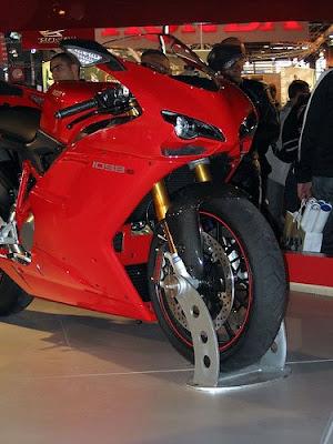 Ducati 1098 S Superbike, Ducati 1098, Superbike