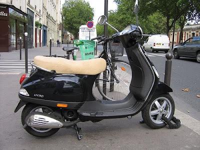 Vespa LX50 Scooter, Vespa LX50, Vespa, Scooter