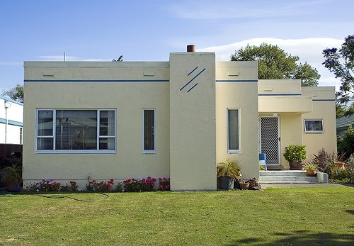 Art Deco — House Design