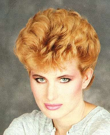 Best Hairstyles Blonde 80s hairstyle