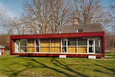 Modern Uban House with Limestone Walls – BA House | DigsDigs
