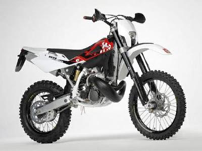 Husqvarna WR 300, Husqvarna, Motocross