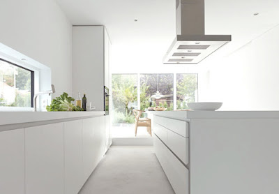 Classic Kitchen Interior Design  by Bulthaup