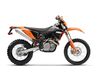 KTM 450 EXC 2009