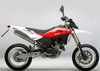 Husqvarna SM610 Red, supermoto, Motocross, Husqvarna