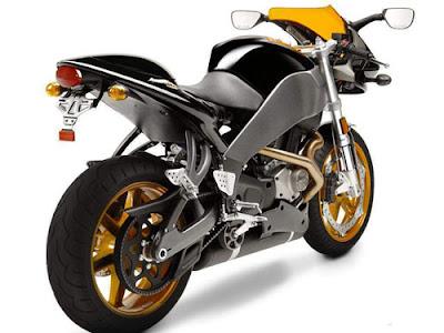 Buell XB12R Firebolt, Buell, Sportbike