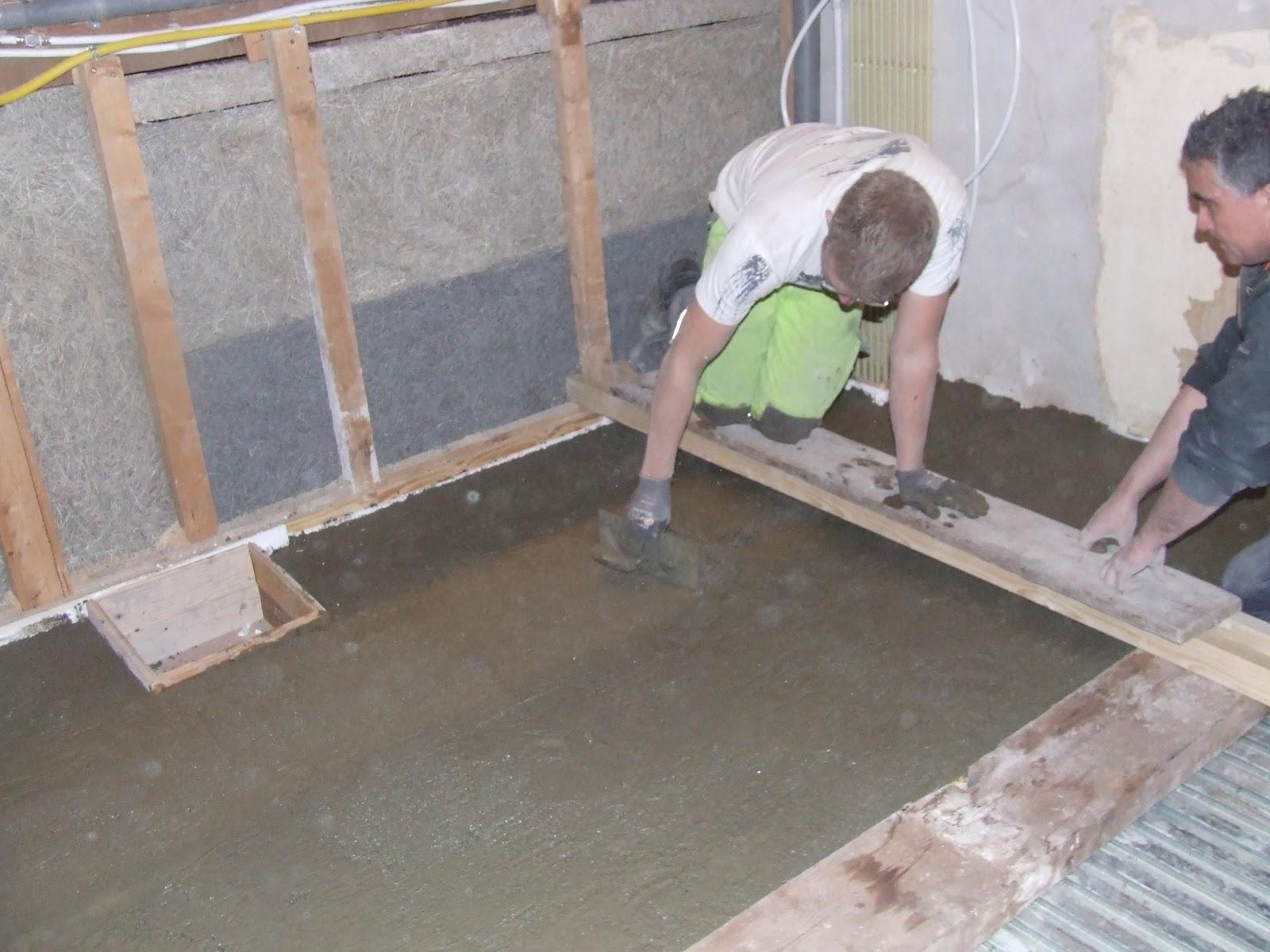 Ziep25: Een start met de badkamer op de tweede verdieping