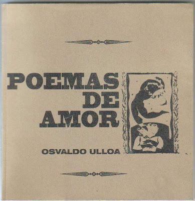 'Poemas de amor', libro del también poeta chileno Osvaldo Ulloa