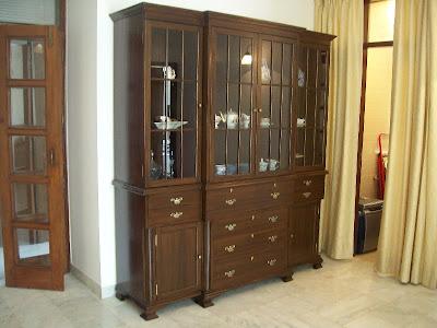 Crockery Cabinet Designs