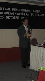 Ceramah Dengan Guru JPN Putrajaya