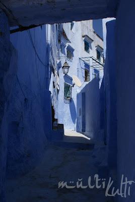 Maroko, Chefchaouen