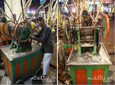 Hyderabad, machina piekielna