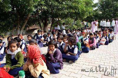 Indie wycieczka szkolna