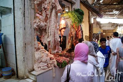 Maroko Fez medyna