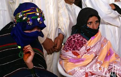 Imilchil ślub berberyjski
