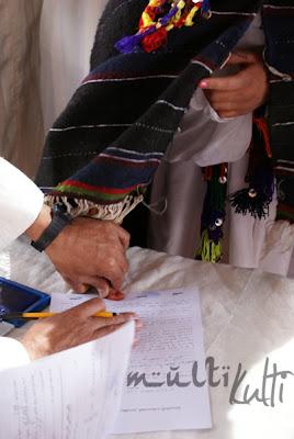 Imilchil Berberowe ślub