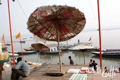 Waranasi parasol