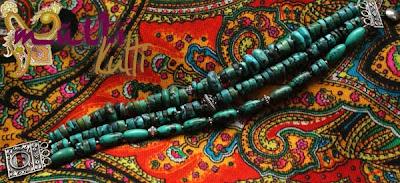 bransoleta turkusowa