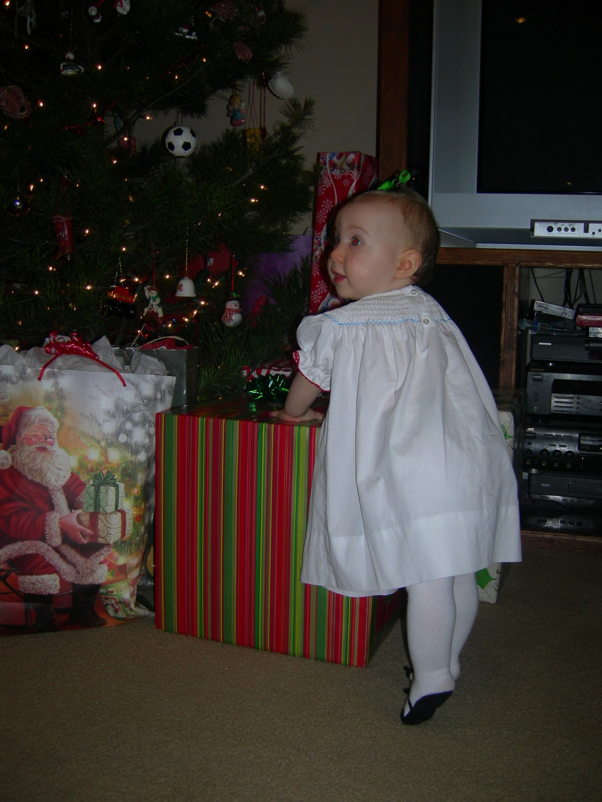 Getting ready for Christmas.... - Blessed Beyond A Doubt