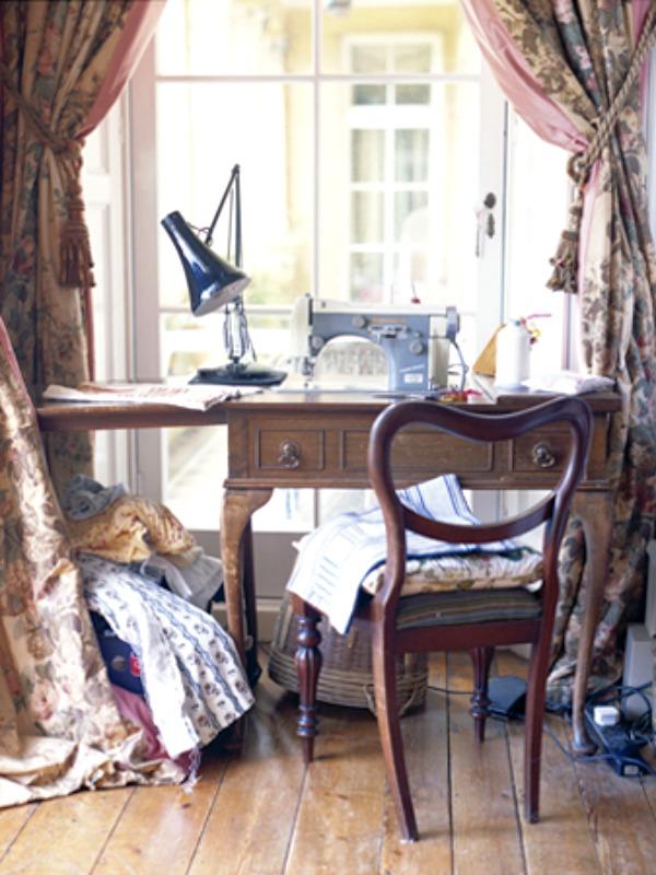 Sweet sweet home un cottage nel bosco arredamento for Blog arredamento country
