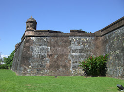 Castillo De San Fernando De Omoa